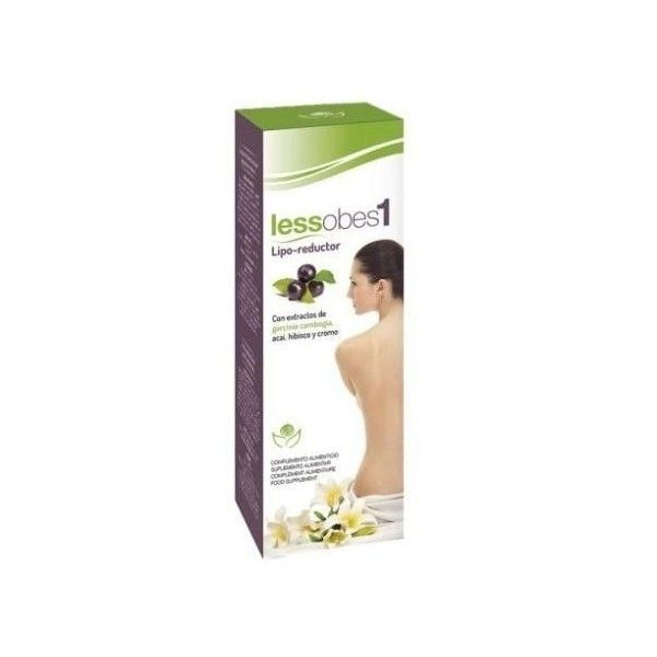 LessObes1 Lipo Reductor Jarabe, 250 ml - Bioserum