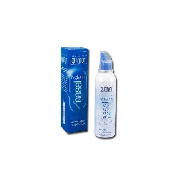 Quinton Higiene Nasal Acción PLUS, Spray 150 ml - Quinton