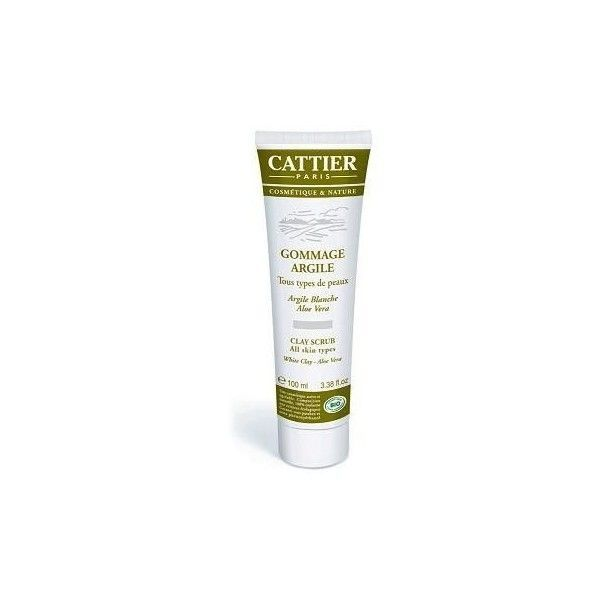 Crema Exfoliante Facial BIO, 100 ml - Cattier