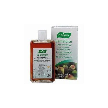 Dentaforce Elixir Bucal, 100 ml - A. Vogel - Bioforce
