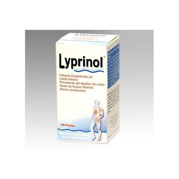 Lyprinol, 180 perlas-Universo Natural