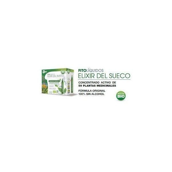 Elixir del Sueco Bio, 21 ampollas - Way Diet
