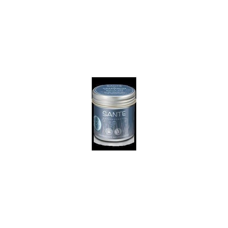 Cera Fijadora Natural Wax Bio, 50 ml - Sante