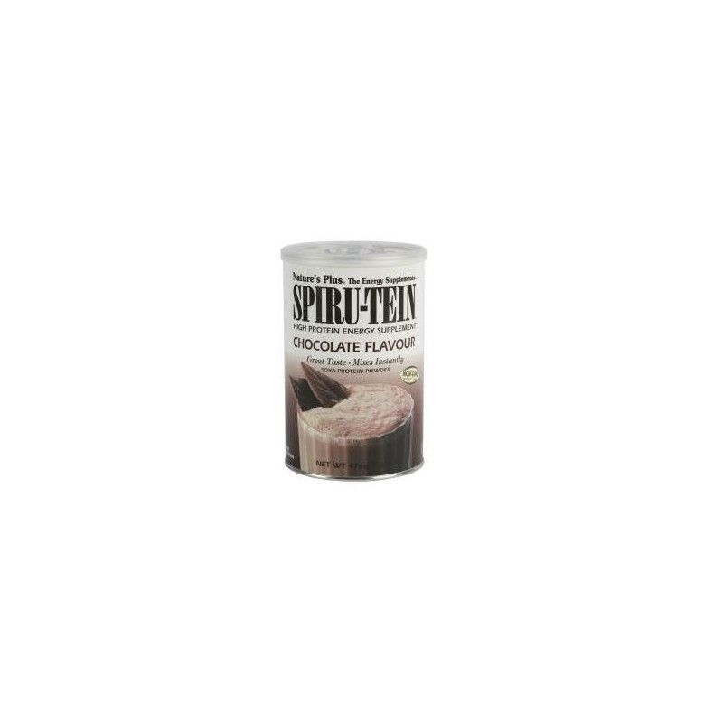 Batido Spiru-Tein Chocolate, 476 g - Natures Plus