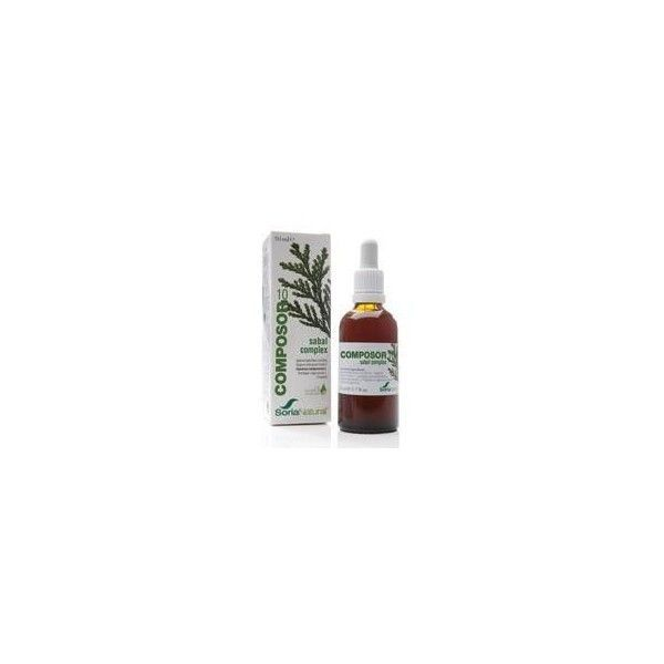 Composor 10 - Sabal Complex, 50 ml - Soria Natural
