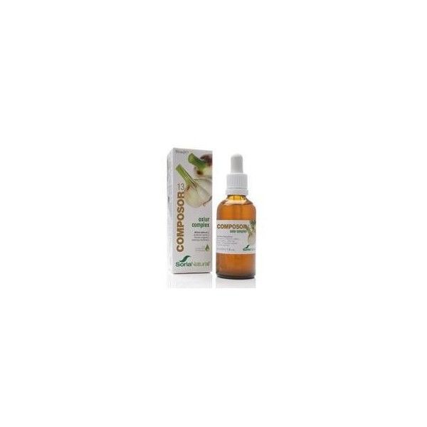 Composor 13 - Oxiur Complex, 50 ml -Soria Natural