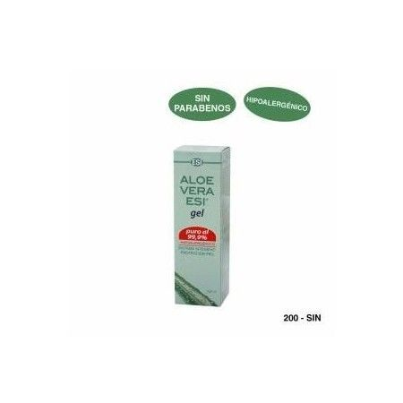 Aloe Vera 99,9% Gel, 200 ml - Esi - Trepat Diet