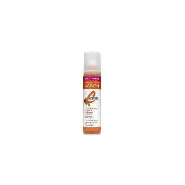 Limpiador Facial Super-C Effects, 177 ml - Jason