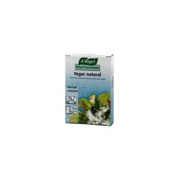Fermento Yogur Natural, 3 sobres - A. Vogel - Bioforce