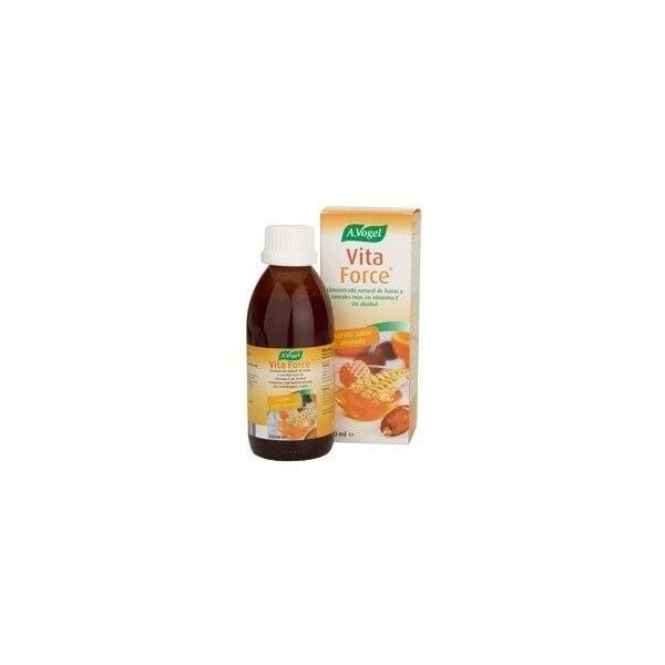 VitaForce Jarabe, 200 ml  - A. Vogel - Bioforce