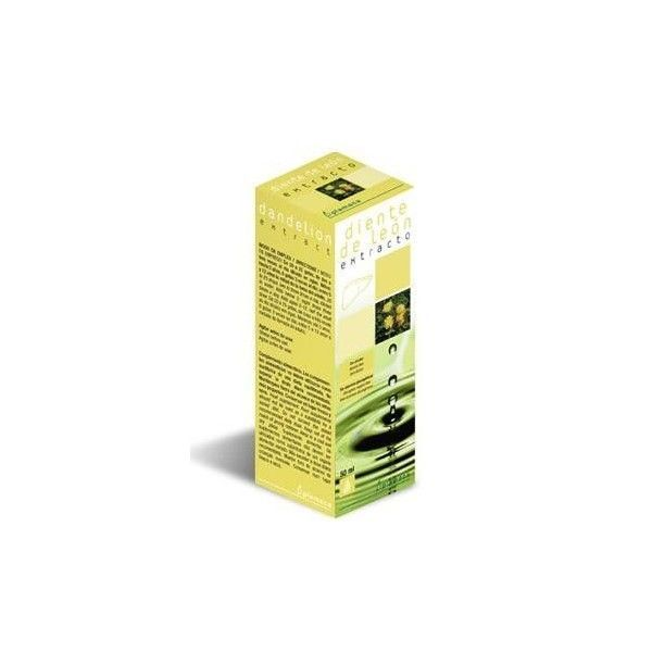 Diente de León, Extracto sin Alcohol, 50 ml - Plameca