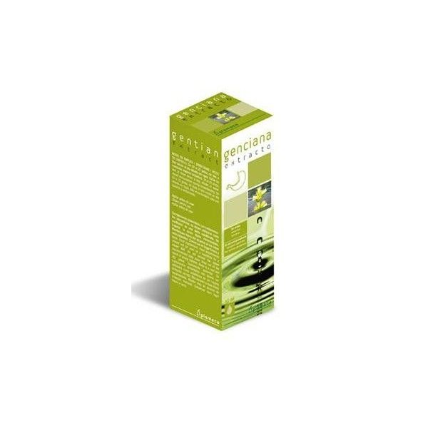 Genciana, Extracto sin Alcohol, 50 ml - Plameca