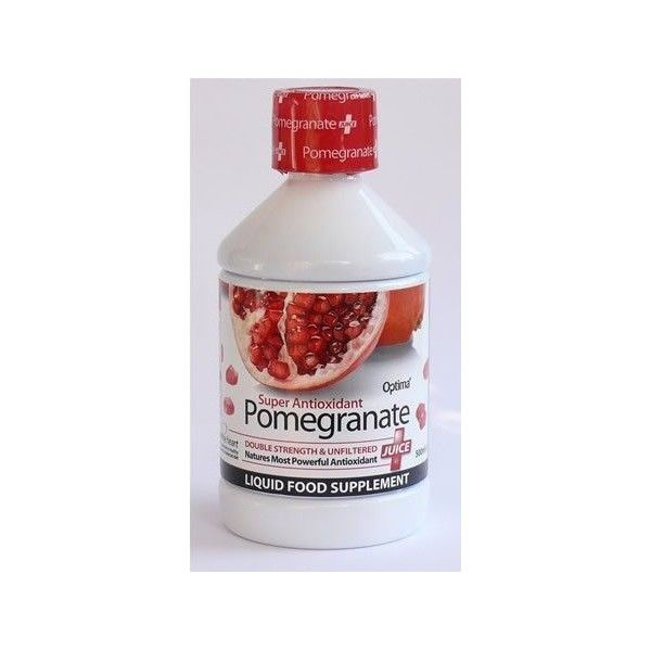 Zumo de Granada - Pomegranate, 500 ml - Optima -Evicro