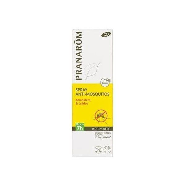 Aromapic Spray Anti-Mosquitos BIO, 100 ml - Pranarom