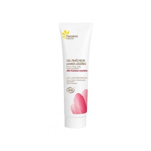 Gel Fresco Piernas Ligeras BIO, 150 ml - Fleurance Nature
