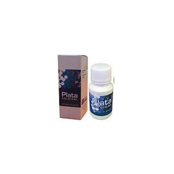 Plata coloidal 120 ppm, 50 ml - Argenol