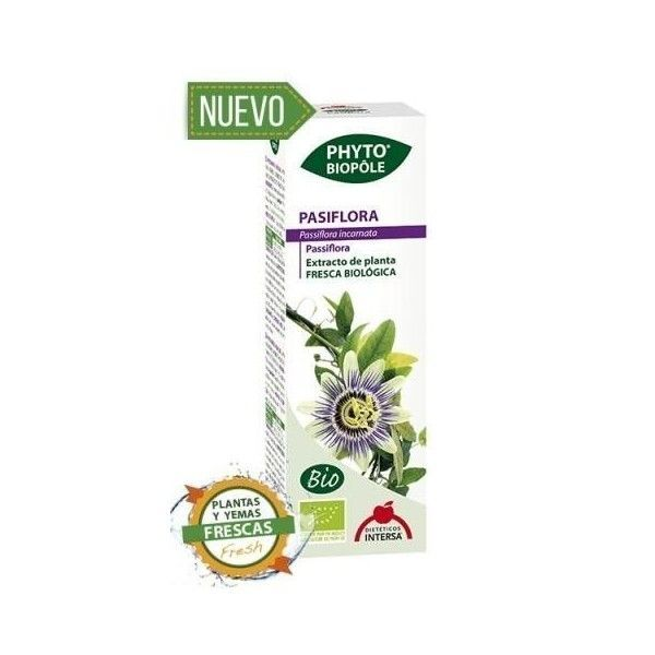 Pasiflora BIO Phyto-Bipôle, 50 ml - Intersa