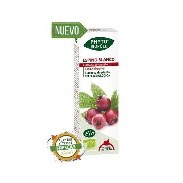 Espino Blanco BIO Phyto-Biopôle, 50 ml - Intersa