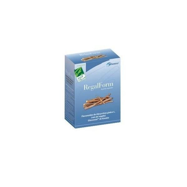 RegalForm, 60 perlas - 100% Natural