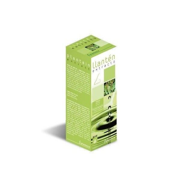 Llantén Extracto Sin Alcohol, 50 ml - Plameca