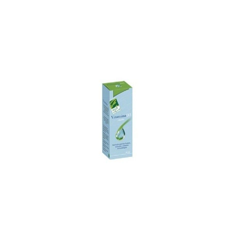 Vitamina D3, 50 ml - 100% Natural