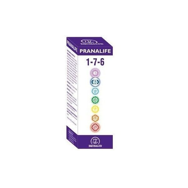 Pranalife 1-7-6, 50 ml - Equisalud