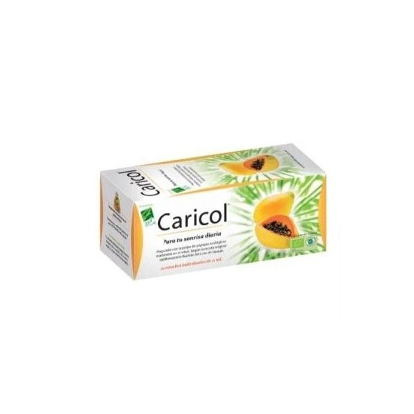 Caricol, 20 sobres - 100% Natural