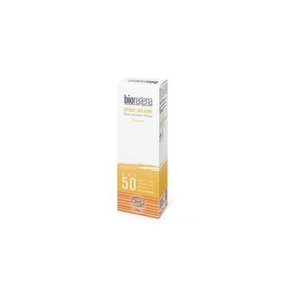 Spray Solar SPF 50 Bio, 90 ml - Bioregena