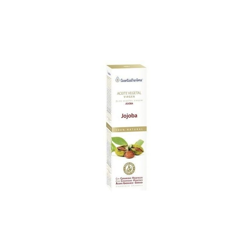Aceite Vegetal Virgen de Jojoba, 100 ml - Esential Aroms