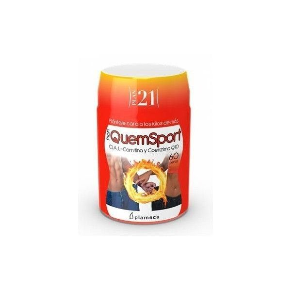 Plan QuemSport, 60 perlas (Plan 21) - Plameca