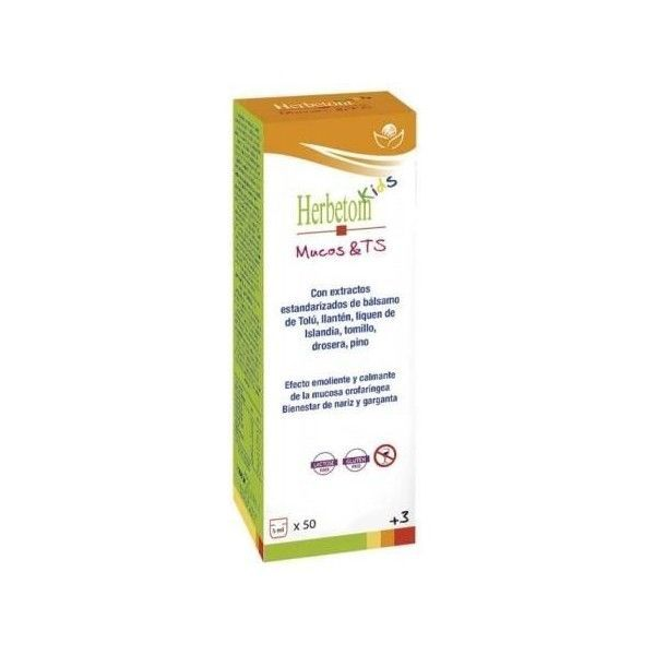 Herbetom BB TS-100, Jarabe 125 ml - Bioserum