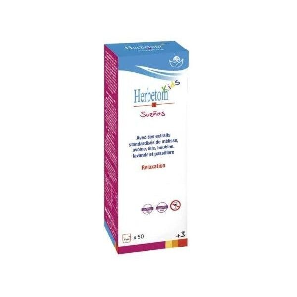 Herbetom BB SN-101, Jarabe 125 ml - Bioserum