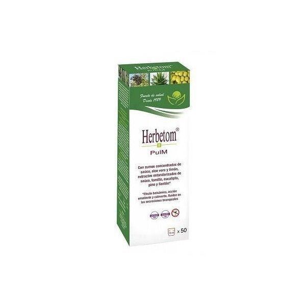 Herbetom 2 PM PulM, Jarabe 500 ml - Bioserum
