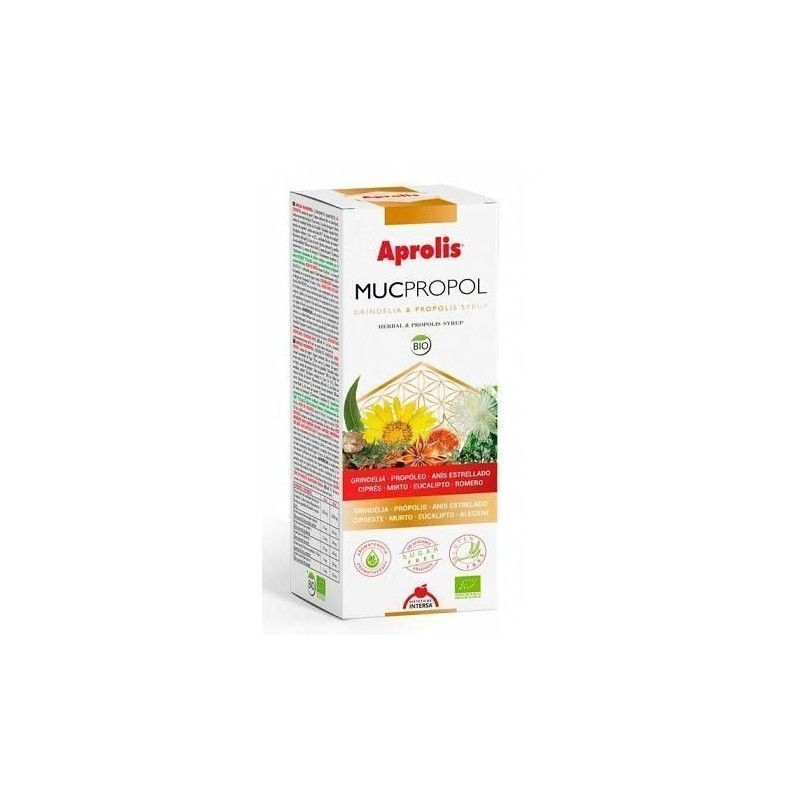 Aprolis MucPropol, Jarabe 250 ml - Intersa