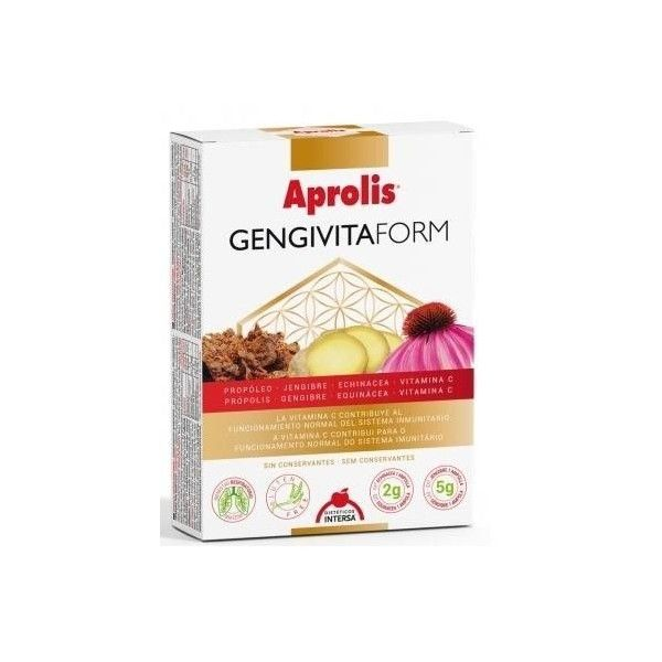 Aprolis Gengivitaform, 20 ampollas - Intersa
