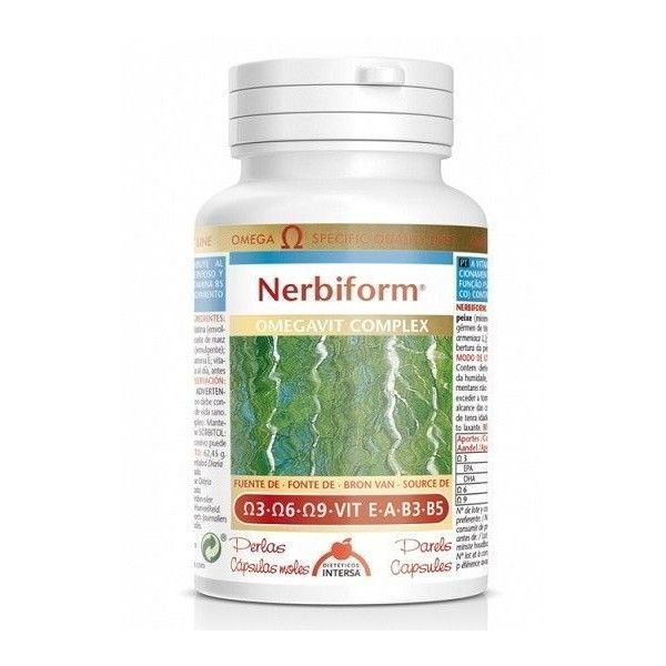 Nerbiform, 80 perlas - Intersa