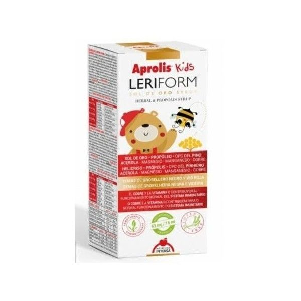 Aprolis Kids Leriform, Jarabe 180 ml - Intersa