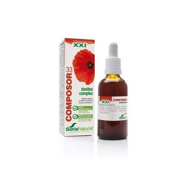 Composor 33 - Doxitos Complex, 50 ml - Soria Natural