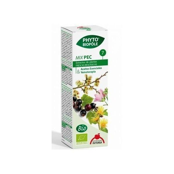 Phyto-Biopôle 7 Mix Pec BIO, 50 ml - Intersa