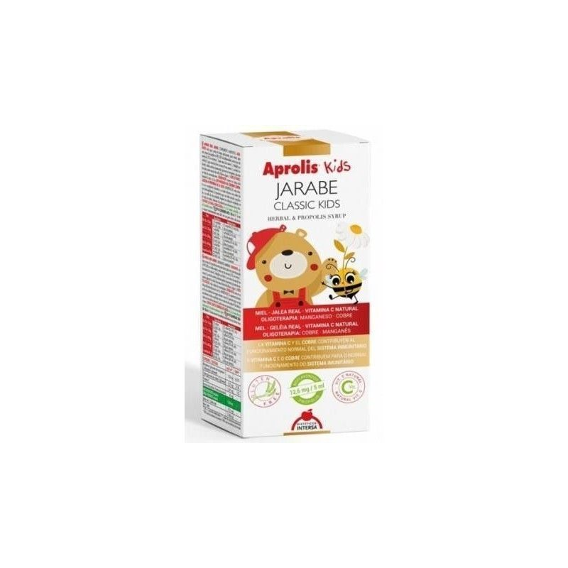 Aprolis Kids Jarabe Infantil, 180 ml - Intersa