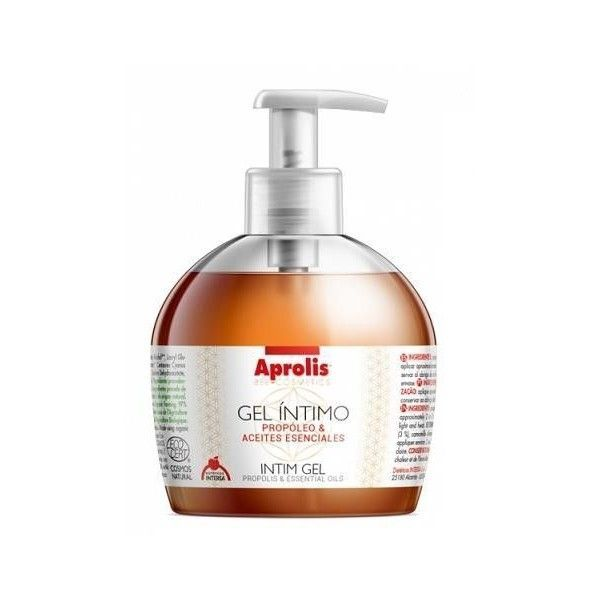 Gel Íntimo al Propóleo, 200 ml - Intersa