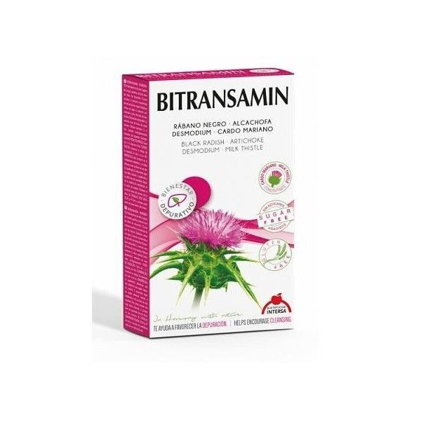 Bitransamin, 60 cápsulas - Intersa