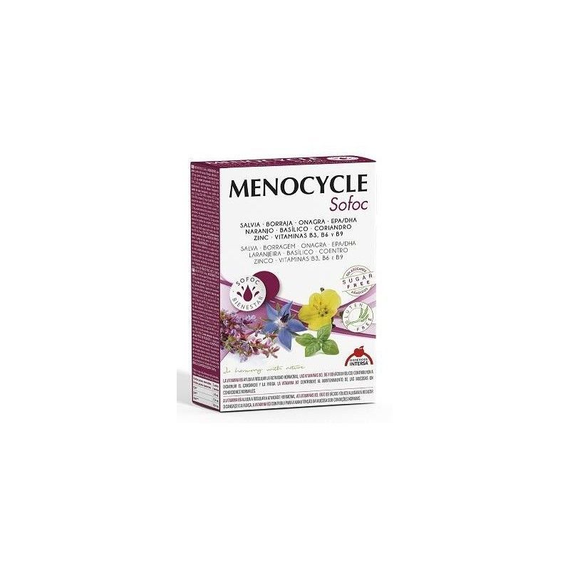 Menocycle Sofoc, 30 perlas - Intersa
