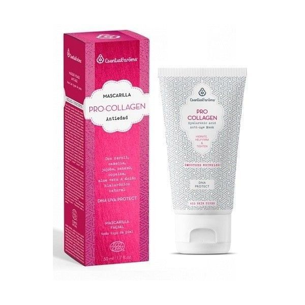Mascarilla Pro-Collagen Antiedad, 50 ml - Esential Aroms