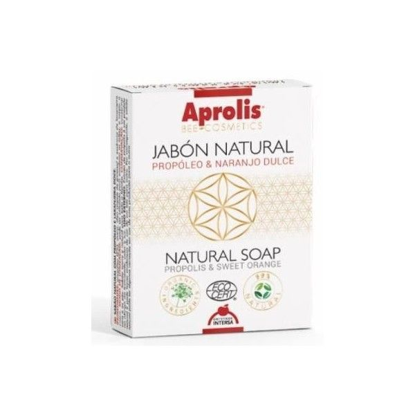 Jabón Natural Aprolis, 100 g - Intersa