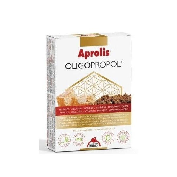 Aprolis OligoPropol, 20 ampollas - Intersa