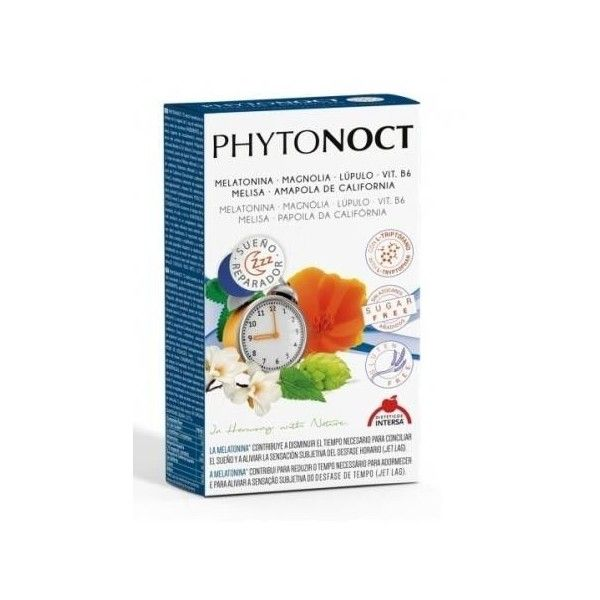 Phytonoct, 28 cápsulas - Intersa