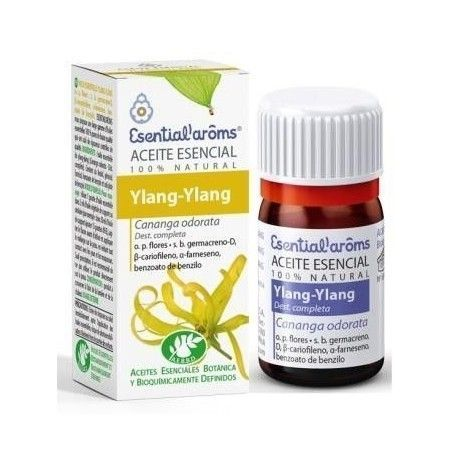 Ylang-Ylang Aceite Esencial, 5 ml - Esential Aroms