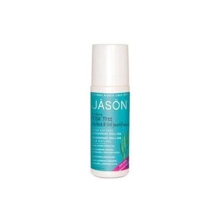 Desodorante Roll-on Tea Tree, 81 ml- Jason