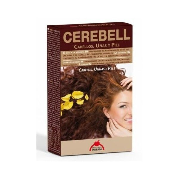 Cerebell 60 cápsulas - Intersa